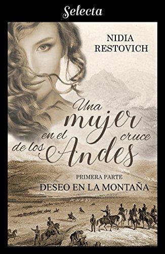 Tapa Una mujer en el cruce de los Andes